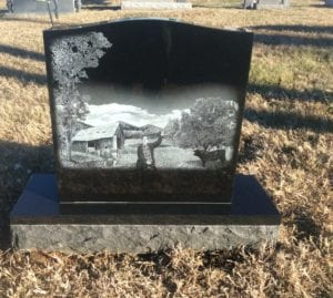 Memorial Embellishments - Custom Etchings