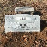 Companion Slant Headstone Memorial Inspiration
