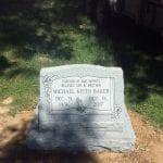 Single Slant Memorial Inspiration